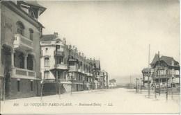 Le Touquet - Paris Plage - Boulevard Daloz - Le Touquet