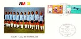 1974 WM In Deutschland - Fußball-Weltmeisterschaft