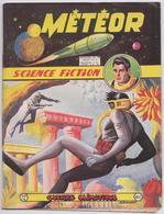 METEOR Revue Science-Fiction Guerre Climatique Mensuel N°78 Artima 1959 - Autre Magazines