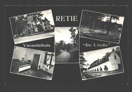 Retie - A.C.W. Vacantiehuis De Linde - Multiview - Retie