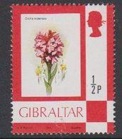 Gibraltar 1982 Definitive / Flower 1/2P ** Mnh (42901P) - Gibraltar