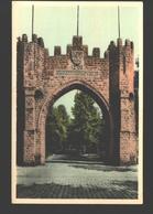 Kortrijk - Groeninghe Poort - 1952 - Uitgave Artcolor - Kortrijk