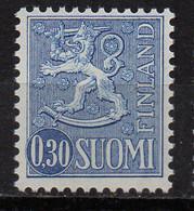 PIA - FINLANDIA - 1968 : Uso Corrente - Leone Rampante - Nuova Moneta   - (Yv 538 I) - Neufs