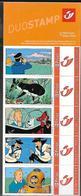 Belg. 2007 - Duostamp - Tintin (oeuvres De Hergé) Sous Blister - Belgique