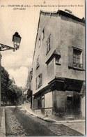 28 CHARTRES -- Vieille Maison Rue De La Corroierie Et St Eman - Chartres