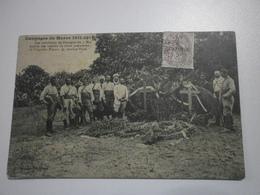 Campagne Du Maroc 1911 - 1912. Les Survivants De L'attaque Du 5 Mai ... (A8p69) - Unclassified