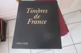 France 1969 - 1990  Cat Yt  LOT  Oblitérés 66 Scans - Stamps