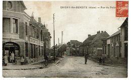 Origny -ste-benoite Rue Du Poilu- Voyagee 1931-Ed Brazier - Francia