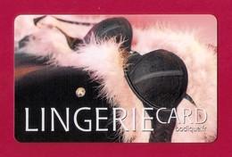 Carte Cadeau.   HUNKEMÖLLER-Bodique.   Lingerie Féminine.   Gift Card. - Cartes Cadeaux