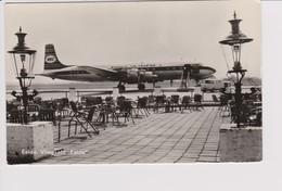 Vintage Pc KLM Daughter Martin Air Charter Douglas Dc-7 @ Eelde Groningen Airport - 1919-1938: Entre Guerras