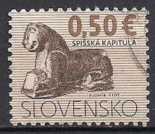 Slowakei (2009)  Mi.Nr.  602  Gest. / Used  (10bb13) - Slowakische Republik