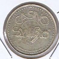 Casino Chip Token Casino Municipal De San - Remo Italy 1986 - Casino