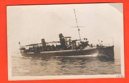 Torpedine Condore Primo Modello Nave Costruita  Dalle Regia Marina Italiana Navirs Scihps First Model - Guerra