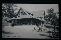 FELDPOST / Ronse - Renaix - Le Chalet De Broecke -> Beschreven 1916 - Renaix - Ronse