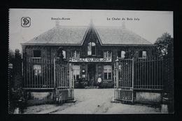 FELDPOST / Ronse - Renaix - Le Chalet Du Bois Joly -> Beschreven 1916 - Renaix - Ronse