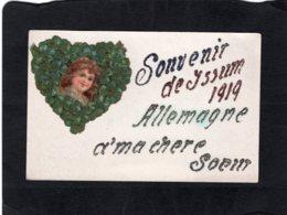 86782    Germania,  Souvenir  De Issum 1919, Allemagne,  A Ma Chere Sociii, - Postcards