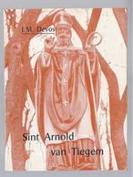 1971 SINT ARNOLD VAN TIEGEM J.M. DEVOS - Geschichte