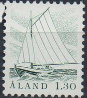 PIA - ALA - 1986 - Uso Corrente - Battello Da Pesca - (Yv 14) - Aland