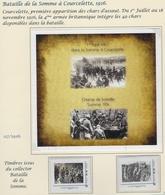 COURCELETTE  Somme - Gepersonaliseerde Postzegels (MonTimbraMoi)