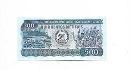 AFRIQUE / MOZAMBIQUE - 500 METICAIS 1980 - UNC - Mozambique