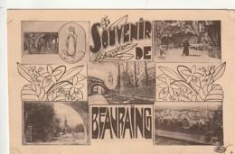 ***  Souvenir De Beauraing - Art Déco - Multivues - Neuve TTB - Beauraing