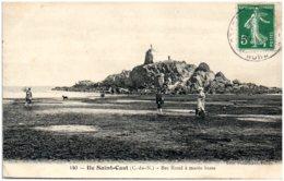 22 SAINT-CAST - Bec-Rond à Marée Basse - Saint-Cast-le-Guildo
