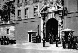 Monaco (Monaco) - Palais Du Prince - La Relève De La Garde - Non Classés