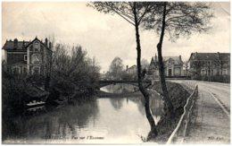 91 CORBEIL - Vue Sur L'Essonnes - Corbeil Essonnes