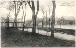 58 NEVERS - SAINT-GILDARD - Vue Du Parc - Nevers