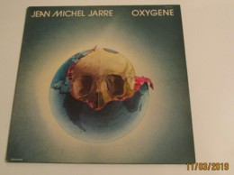 33T JEAN MICHEL JARRE : Oxygène - Vinyles
