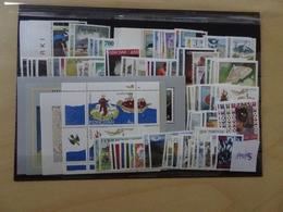 Färoer Jahrgang 1990-1995 Postfrisch Komplett (10943) - Faeroër