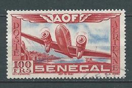 SENEGAL 1942 . Poste Aérienne N° 30. Oblitéré . - Poste Aérienne