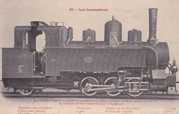 Locomotive Tender   Locomotive Allemande- Deutsch Lokomotive - Trains