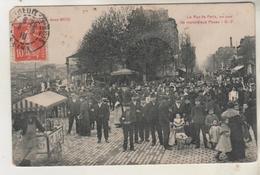 MONTREUIL - Rue De Paris - Le Marché Aux Puces - Montreuil