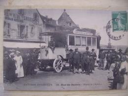 12 Aveyron Mur De Barrez Départ De L'Autobus - Autres Communes