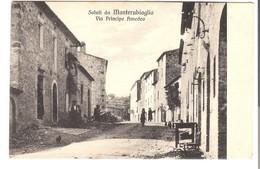 Salute Di Monterubiaglio - Via Principe Amedeo V. 1920 (3447) - Italien