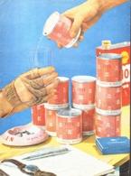 "PUB BOITE  "" EVIAN  ""   1959 ( 1 ) - Other"
