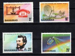 Bahamas, 1976, SG 456 - 459, MNH - Bahamas (1973-...)