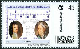 GREGORY, J. - EULER, L. - Mathematics - Mathematicians - Marke Individuell - Wissenschaften