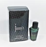 Miniatures De Parfum  JIMMY'Z De  REGINE'S   EDT  Pour HOMME   5 Ml + Boite - Modern Miniatures (from 1961)