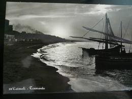 Termoli Tramonto Usata 1956 - Italia