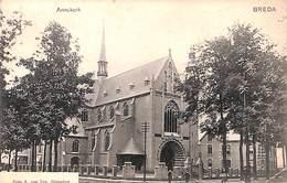 Breda - Annakerk (Foto V. Erp, Uitg. Aarts 1908) - Breda