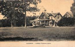 Haversin - Château Fontaine-Libion (1913) - Ciney