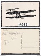 3954 AVIATION AV012 AK PC CARTE PHOTO686 WRIGHT DE LEFEBURE NON CIRCULER TTB - ....-1914: Precursori