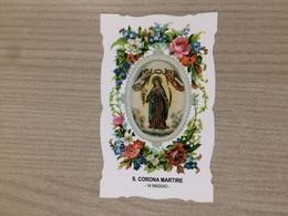 Santino S. Corona Martire Della Serie Un Santo Per Ogni Giorno Dell'anno (14 Maggio) - Images Religieuses