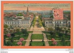 A512 / 391 67 - STRASBOURG Vue Vers L'Université Prise Du Palais Du Rhin - France