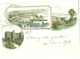 Edinburgh 1899; Multi View - Circulated. Read Description! - Midlothian/ Edinburgh