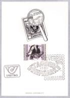 1976  TdB 1976: Galahut FDC Karte (ANK 1552, Mi 1536) - FDC