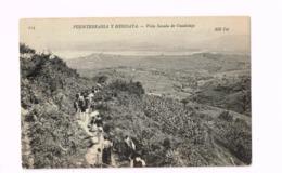 Fuenterrabia Y Hendaya.Vista Sacada De Guadalupe. - Guipúzcoa (San Sebastián)