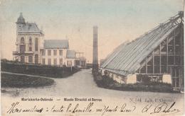 Mariakerke-Oostende - Stracké Museum En Serres - Uitg. J.B.P. Postende N. 544 - Oostende